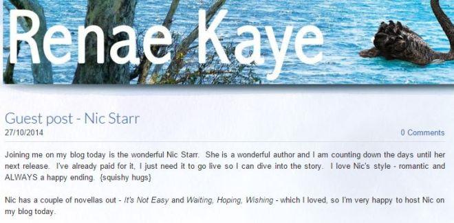 Renae Kaye