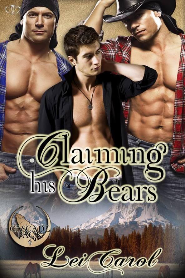 Claiming his Bears C.P.4
