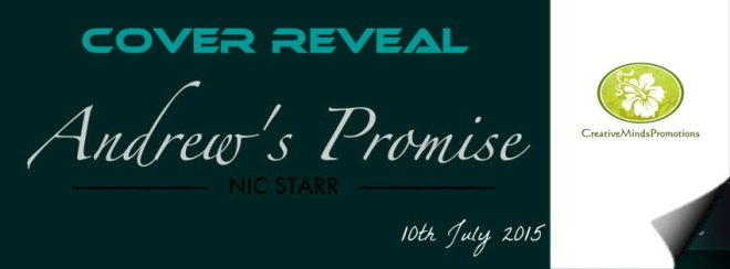 Andrew's Promise Cover Reveal Banner