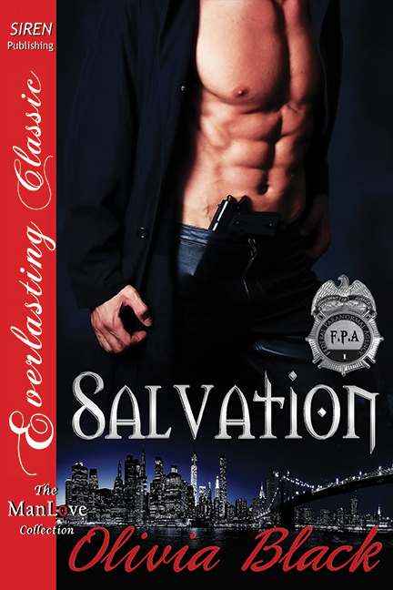 Salvation by Olivia Black