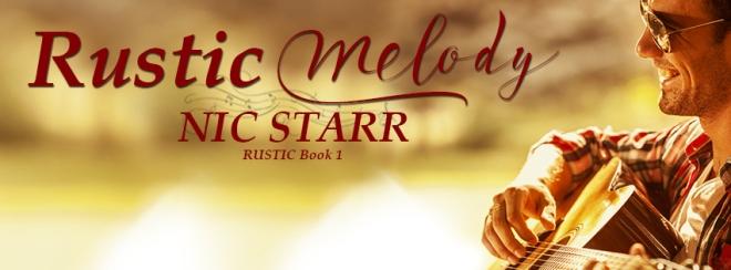 Rustic Melody Facebook Cover Art