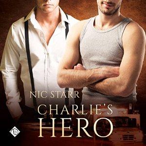 Charlie's Hero - Audiobook Cover