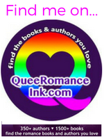 QUEEROMANCE INK – Never miss a new release or a special offeragain!
