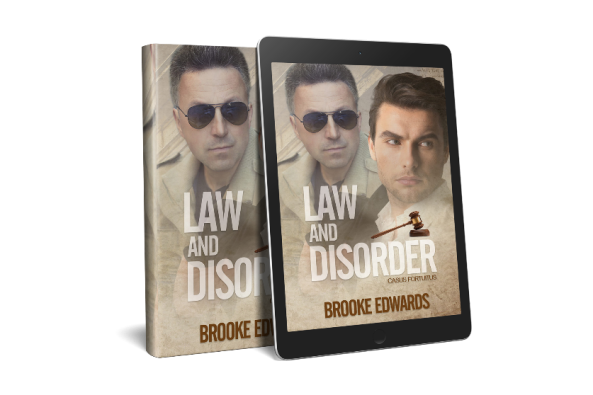 Law and Disorder by Brooke Edwards